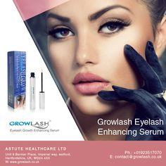 #Growlash #Eyelash Enhancing Serum.