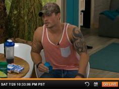 Big Brother 16 Amber And Caleb