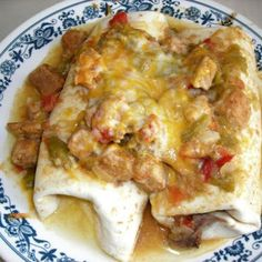 Chile Verde (Green Chili With Pork)
