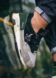 New Balance 1500 GGB x Solebox '1 of 150' (by lucasblackman) | Sneakers Cartel