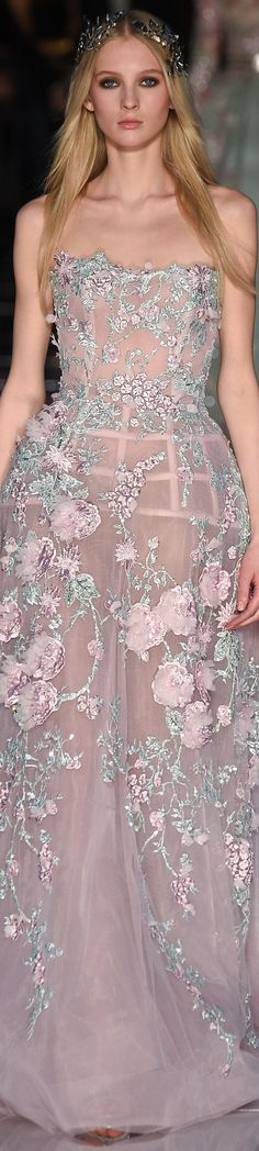 Zuhair Murad spring 2016 Couture