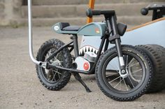 This story is confirmed by the fact that we are read … – Baby Supplies Dirt Bike Girl, Balance Bicycle, Wood Bike, Baby Bike, Push Bikes, Cool Bike Accessories, Kids Bike, Bike Style, Pedal Cars