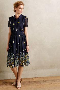 Butterfield Shirtdress - anthropologie.com #anthrofave