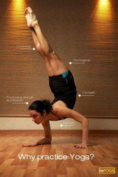 Daily motivation practice yoga