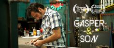 Gasper & Son - Official Documentary Trailer; neon manufactory