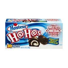 Hostess Ho Hos - 10 CT