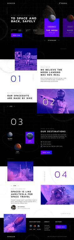 """다음 @Behance 프로젝트 확인: """"SPACED Challenge"""" https://www.behance.net/gallery/61627049/SPACED-Challenge"""