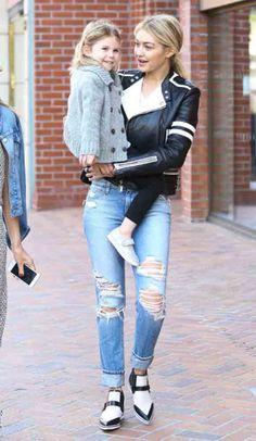 Los mejores outfits de Gigi Hadid