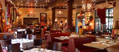 #29 - The Prado offers historic charm in the center of Balboa Park in San Diego. Be sure to visit for excellent food and atmosphere at the park. Reserve online today!