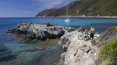 ELBA ISLAND - Monet Adams & James Mcknight Explore Mountain Bike Paradise In Italy - VIDEO - http://mountain-bike-review.net/mountain-bikes/elba-island-monet-adams-james-mcknight-explore-mountain-bike-paradise-in-italy-video/ #mountainbike #mountain biking