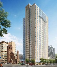 Radnor Property Group to Move Forward with 25-Story Mixed-Use Tower Project in #Philadelphia