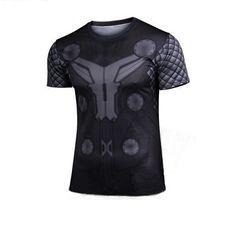 Dark Thor Compression Shirt – FellowTees