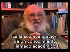 Paulo Freire y Ubiratan D'Ambrosio Paulo Freire, Seville Spain, Interview