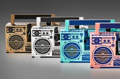 Berlin Boombox music fashion design 2