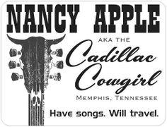 Nancy Apple, Cadillac Cowgirl