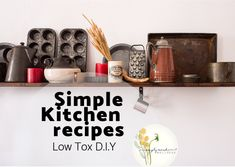 SIMPLE kitchen - Healthy Home Series