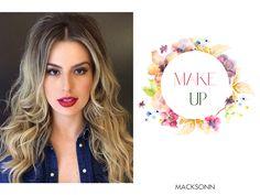Hoje já é quinta-feira e o dia já pede uma produção mais elaborada! Trouxemos essa dica makeup para vocês se inspirarem e arrasarem sem medidas! Emoticon heart Ótimo dia!
