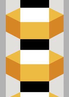Vallila Interior Cube orange