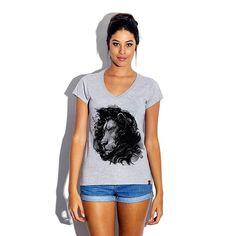 Camiseta 'Haarieh Mishevet Yehuda' - Catalogo Camiseteria.com | Camisetas Camiseteria.com - Estampa, camiseta exclusiva. Faça a sua moda!