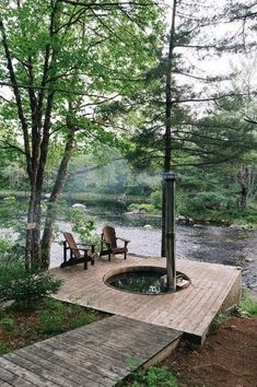 Outdoor Spaces, Outdoor Living, Lakeside Living, Outdoor Events, Outdoor Decor, Pergola, Haus Am See, Garden Design, House Design