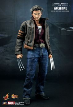 Hot Toys : X-Men Origins: Wolverine - Wolverine 1/6th scale Limited Edition Collectible Figurine