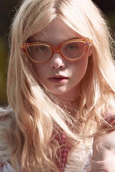 Elle Fanning. This girl has something.