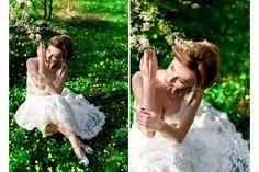 Vestir para la novia