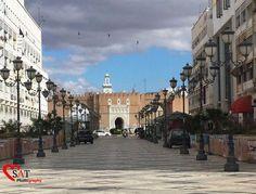 Beb bhar Sfax (Tunisia)