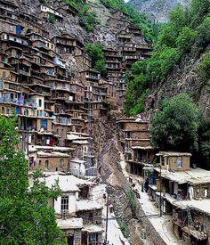 Tangisar, Kurdestan, Iran, a wonderful and almost obscure village between Sanandaj & Kamyaran