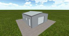 Cool 3D #marketing http://ift.tt/2E3Y31C #barn #workshop #greenhouse #garage #roofing #DIY