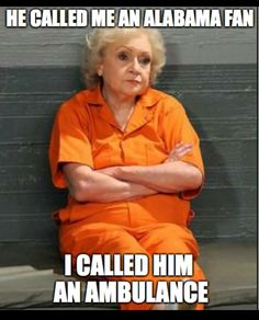 "Hot in Cleveland - love Betty White! It's not Monday but it's still not Friday - Hot in Cleveland – love Betty White! It's not Monday but it's still not Friday "" Hot in Cle - Tennessee Volunteers Football, Georgia Bulldogs Football, Tennessee Football, Clemson Football, Football Memes, Clemson Memes, College Football, Georgia Bulldogs Quotes, Tennessee Song"