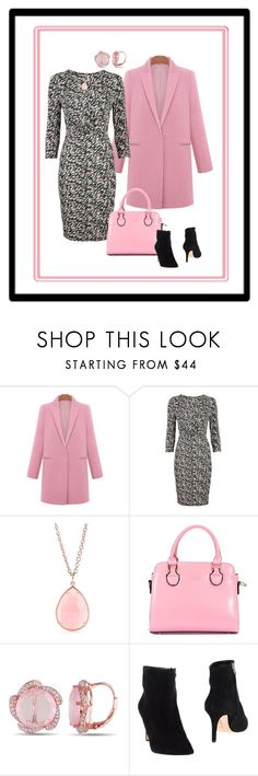 """""""Untitled #7119"""" by msdanasue ❤ liked on Polyvore featuring Whistles, Irene Neuwirth, Miadora and Sam Edelman"""