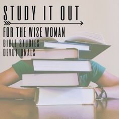 Study it out! Devotionals, Bible Studies, and Prayer! Her Sword - Women's Christian Blog