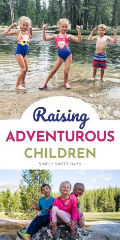 Want your kids to have a joyful childhood filled with memorable experiences? Here's how to raise adventurous children, one exciting day at a time. Great Memories, Childhood Memories, Sweet Days, Kids Schedule, Sweetest Day, Fun Activities For Kids, Happy Kids, Our Kids, Joyful