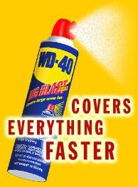 1000 images about duct tape wd 40 39 nuf said on for Wd 40 fish oil
