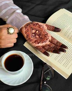 Palm Mehndi Design, Floral Henna Designs, Finger Henna Designs, Mehndi Designs Feet, Latest Bridal Mehndi Designs, Full Hand Mehndi Designs, Mehndi Designs 2018, Henna Art Designs, Mehndi Designs For Beginners