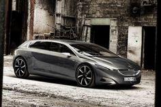 Peugeot Concept Car 2011 | Peugeot-Concept-HX1