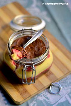 Zuppa inglese... in a jar