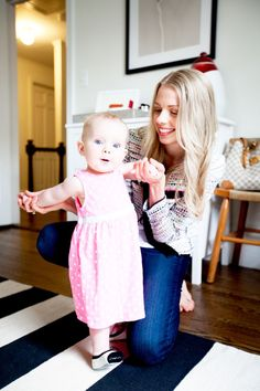 Founder and CEO of Boredom to Boardroom Kari Reston  #theeverygirl #career #home #family