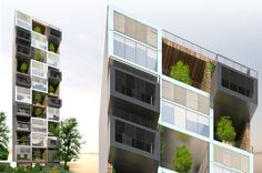 Sky Condos Residential Tower