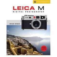 For the first book based on Leica M8, that is as good as it gets.