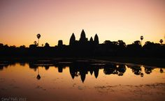 Angkor Wat, Cambodia  One of these places that stays in your heart and mind!