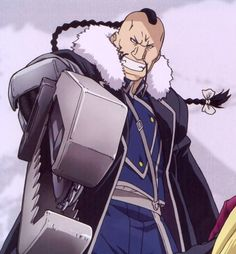 Buccaneer | Full Metal Alchemist | Fandom powered by Wikia