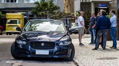 https://flic.kr/p/VYvYwk | Fera! | Um Jaguarzão! :-P  Pelas rua do Rio de Janeiro, Brasil. Tenham um dia ferino!  ___________________________________________  Beast!  A Jaguar in the streets of Rio de Janeiro, Brazil. Have a fierce day! :-)  ___________________________________________  Buy my photos at / Compre minhas fotos na Getty Images  To direct contact me / Para me contactar diretamente: lmsmartins@msn.com