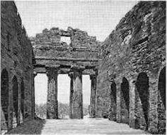 The Temple of Concord, Vth century B.C.
