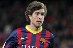Catalan football giants Barcelona have confirmed that midfielder Sergi Roberto will be sidelined for seven to 10 days after suffering a groin strain in his left leg.