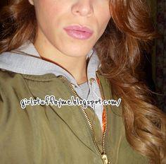 #militaryjacket  #lips #curlhair