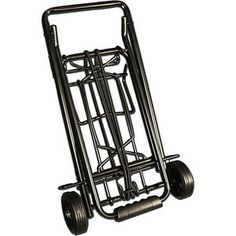 Luggage Cart, perfect for hauling Britax convertible car seat through the airport