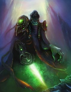 Zeratul by elleneth on DeviantArt