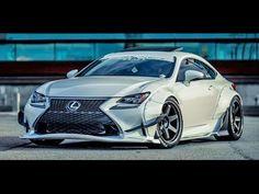 Modified Lexus RC F / RC 350 F sport #Lexus #car #cars #LFA #Automotive #supergt #RCF